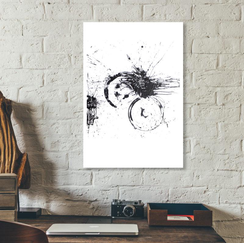 Deadlift Pr Screen Print Crossfit Canvas